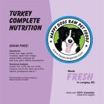 HD Turkey Complete 31lb PRINT
