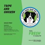 HD Tripe Chicken 31lb PRINT