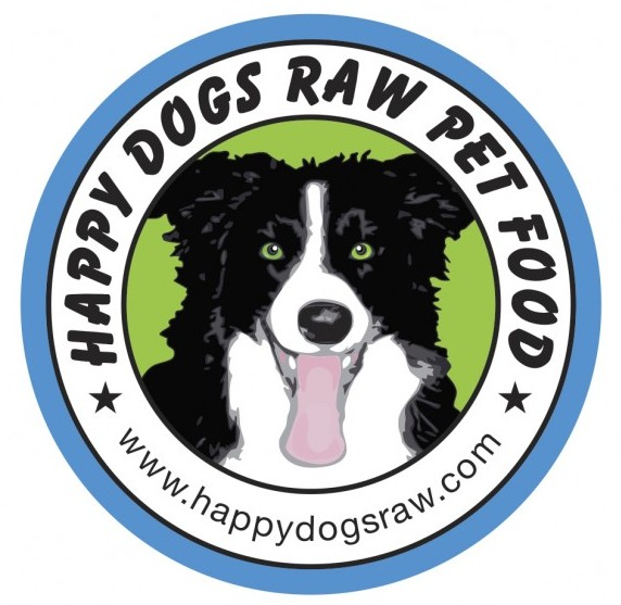 Happy Dogs Raw Logo (2)